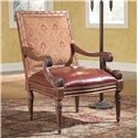 Fairfield Chairs Carved Accent Chair - Item Number: 5112-01