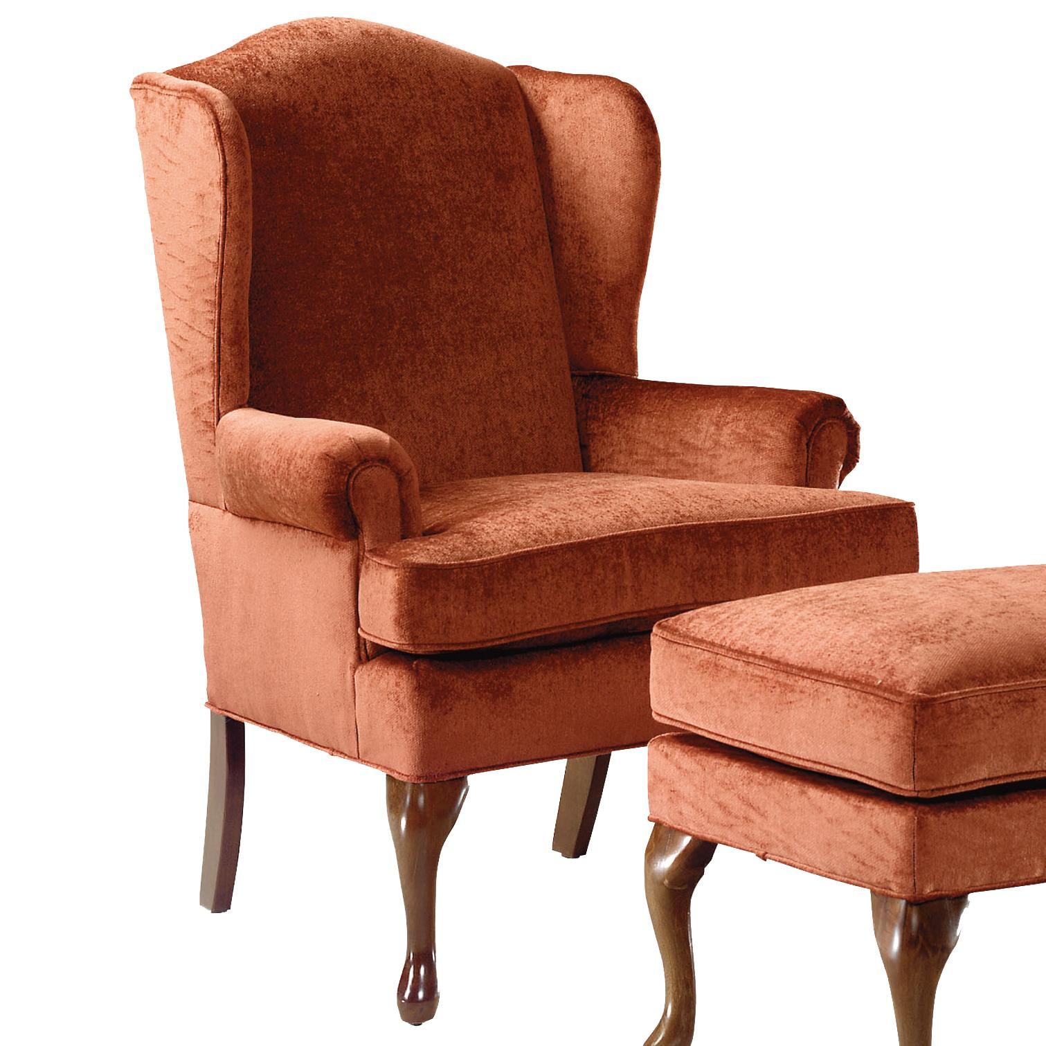 Fairfield Chairs Wing Chair - Item Number: 5118-01
