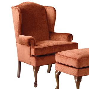 High Quality Fairfield Chairs Wing Chair