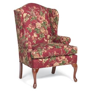 Fairfield Chairs Upholstered Wing Chair