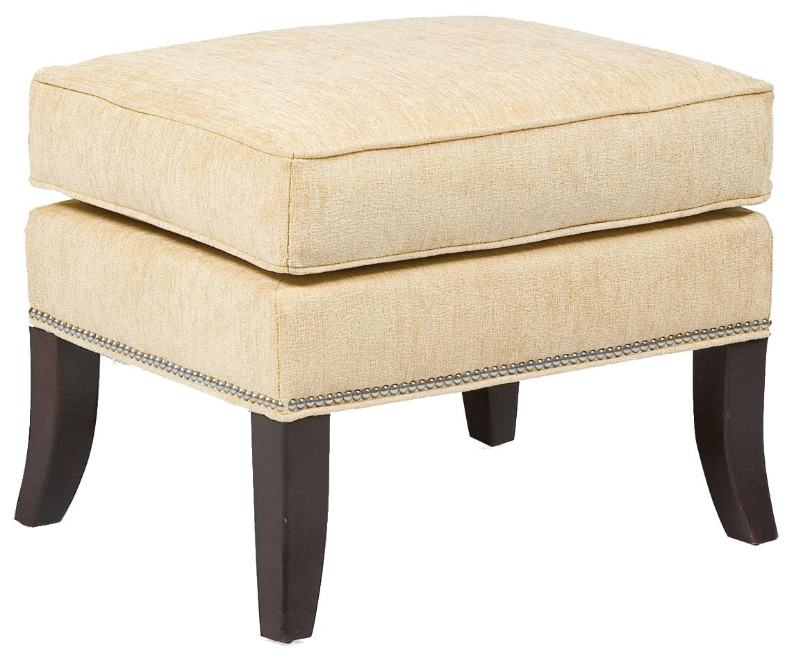 Fairfield Chairs Contemporary Ottoman - Item Number: 5147-20