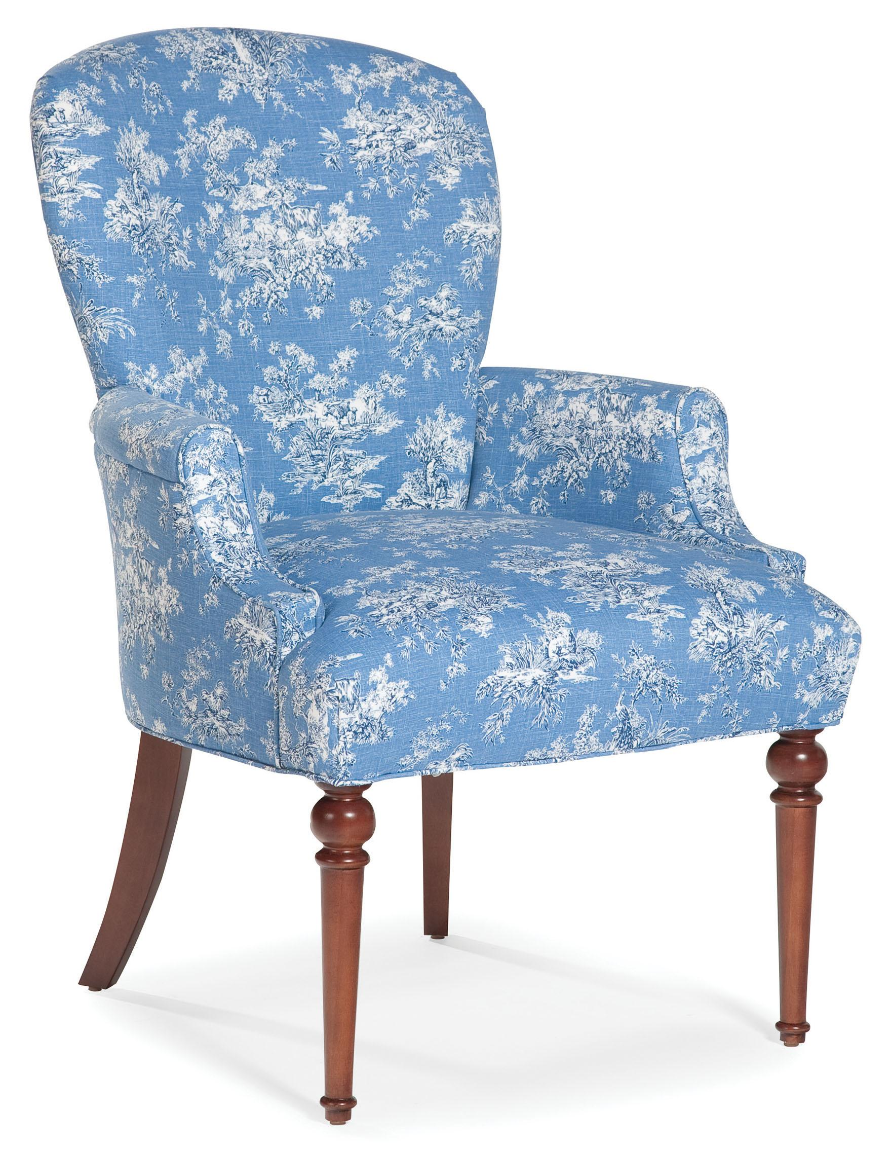 Fairfield Chairs Upholstered Chair - Item Number: 5196-01