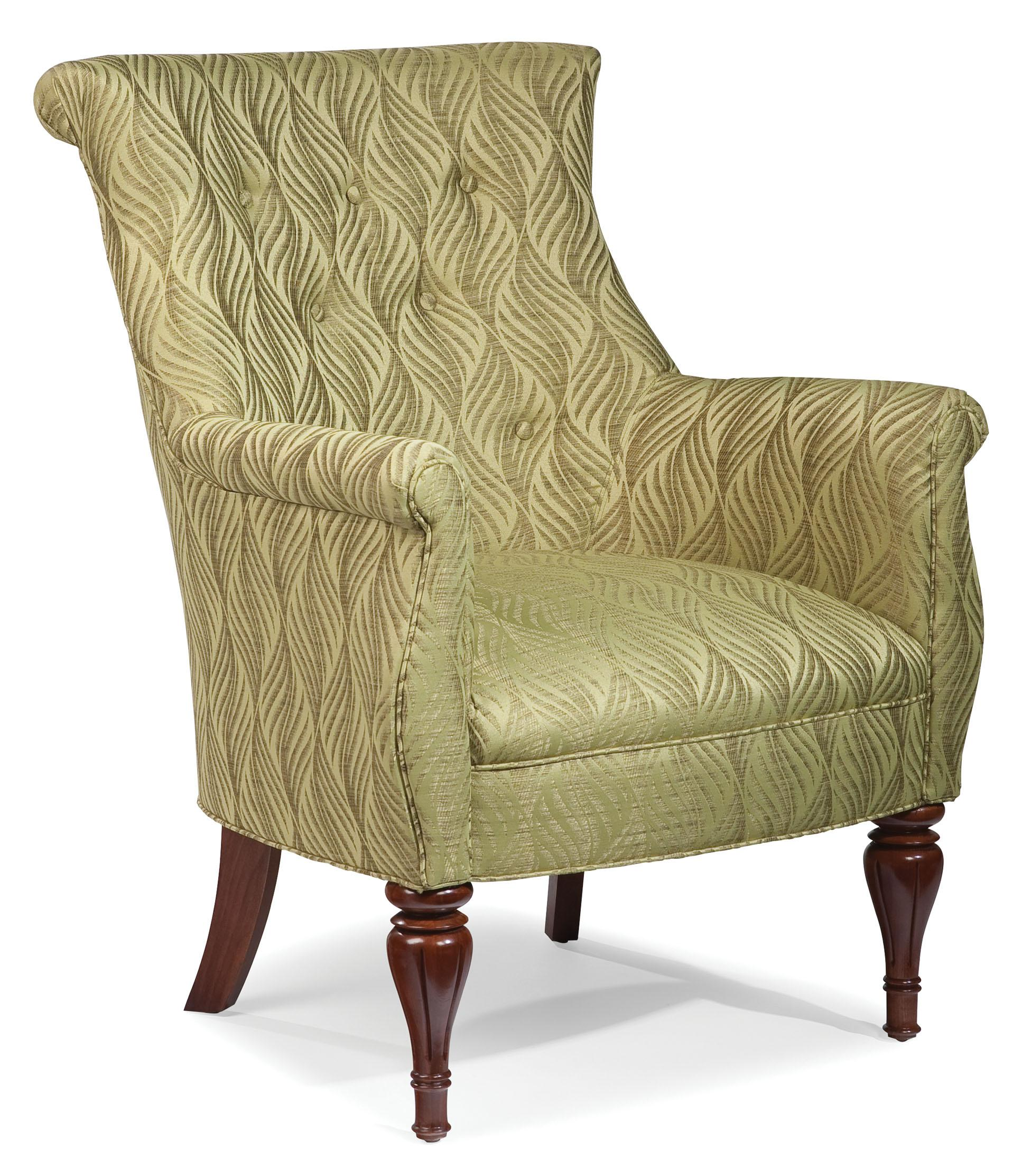 Fairfield Chairs Upholstered Accent Chair - Item Number: 5206-01