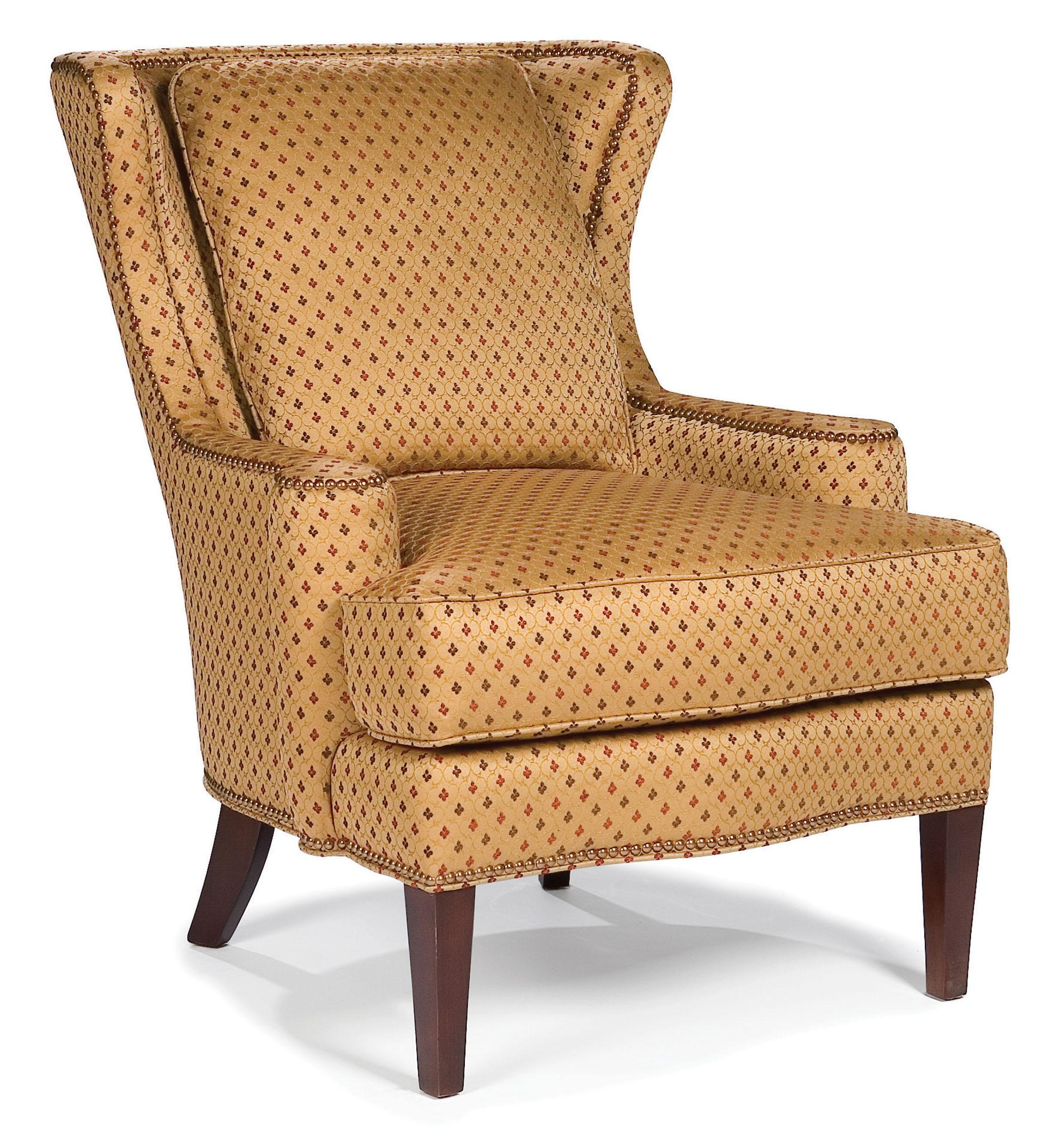 Fairfield Chairs Upholstered Wing Chair - Item Number: 5209-01
