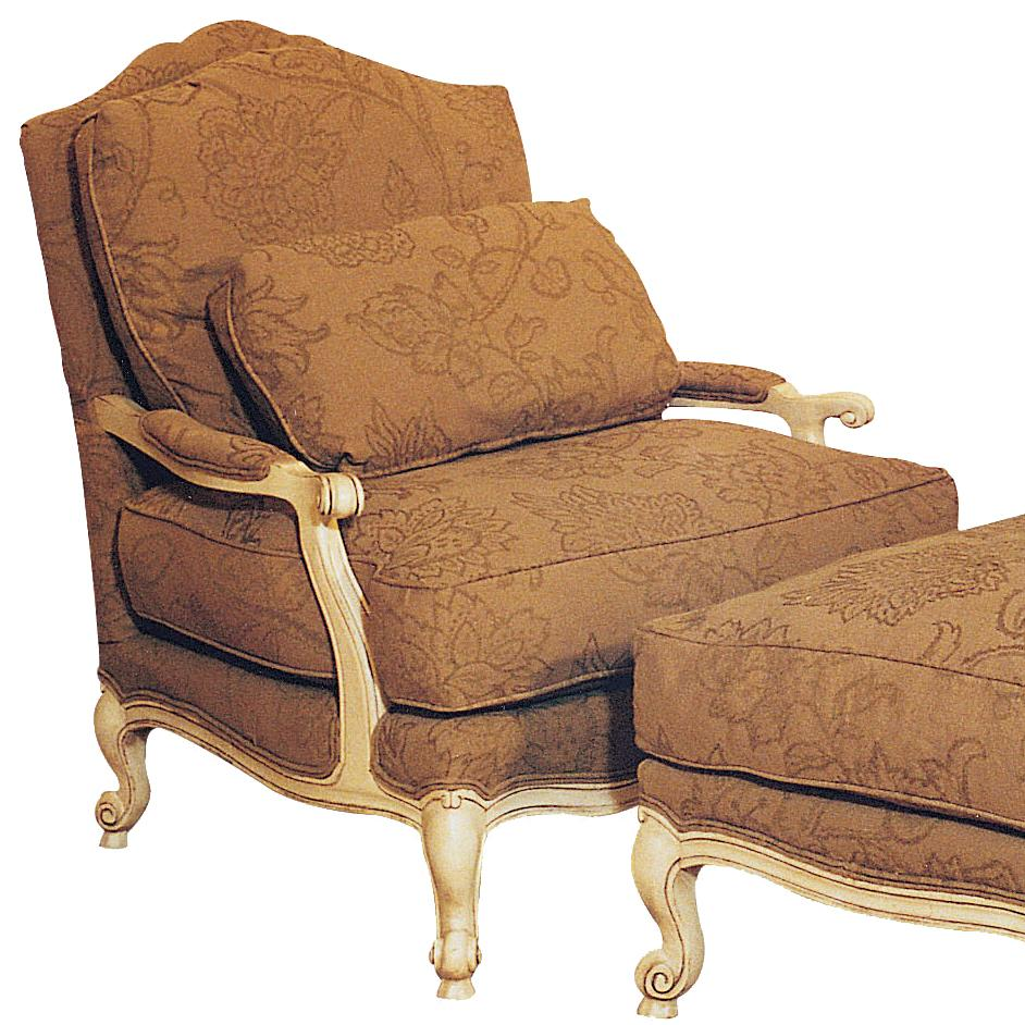 Fairfield Chairs Victorian Lounge Chair - Item Number: 5217-01
