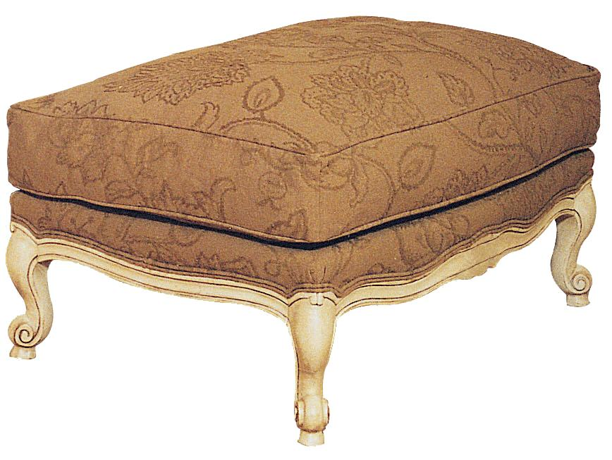 Fairfield Chairs Victorian Ottoman - Item Number: 5217-20