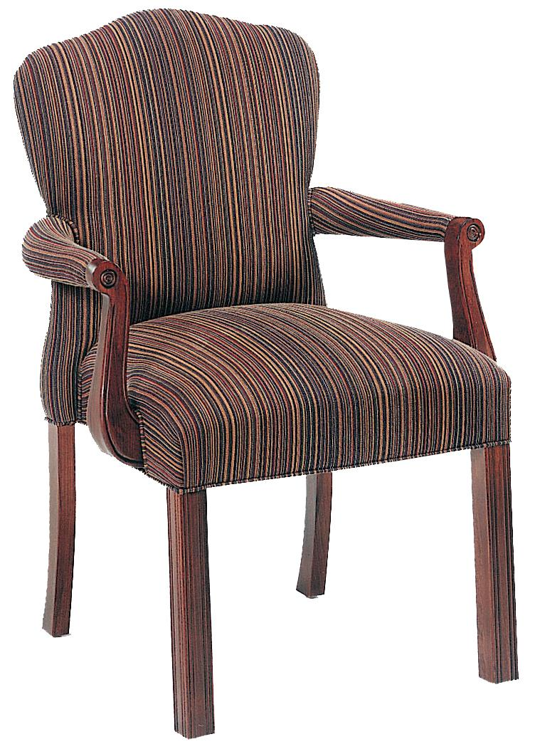 Fairfield Chairs Upholstered Stacking Chair - Item Number: 5239-11