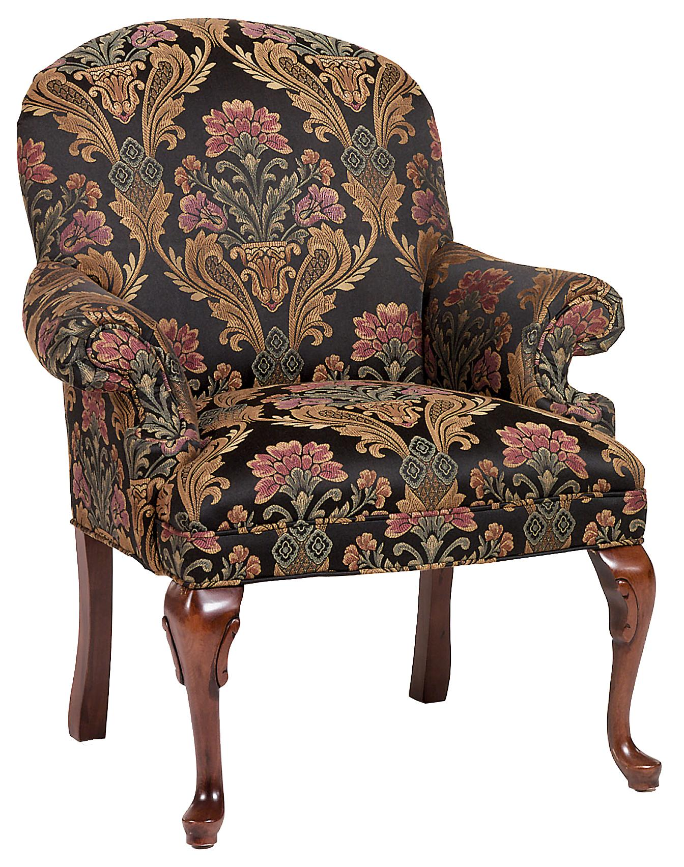 Fairfield Chairs Plush Upholstered Chair - Item Number: 5255-01