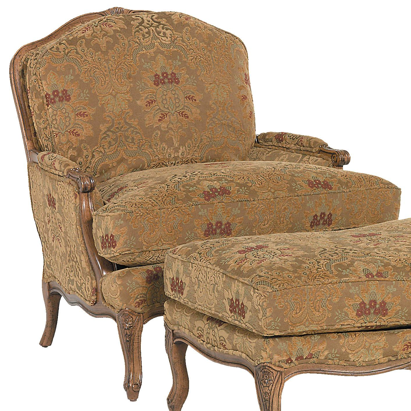 Fairfield Chairs Traditional Lounge Chair - Item Number: 5267-01