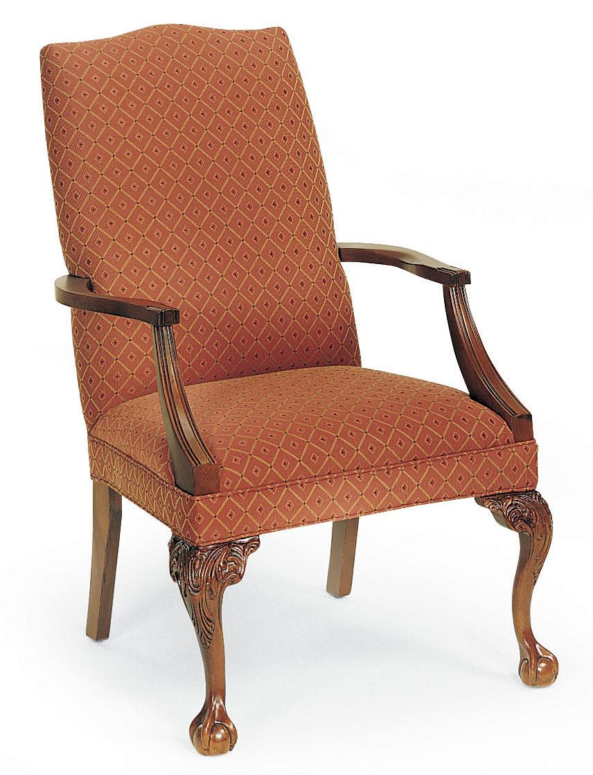 Fairfield Chairs Exposed Wood Chair - Item Number: 5305-01
