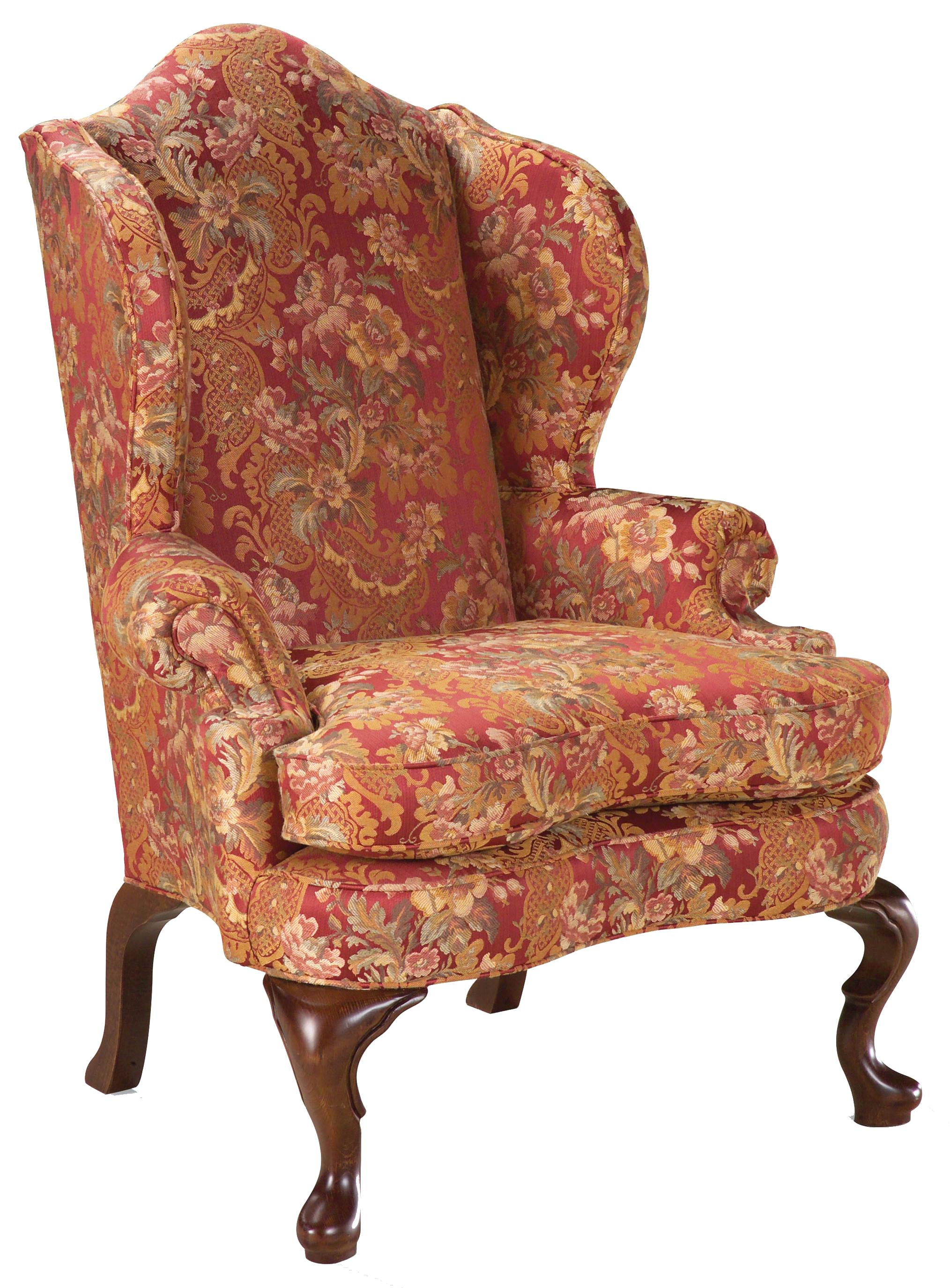 Fairfield Chairs High Back Wing Chair - Item Number: 5352-01
