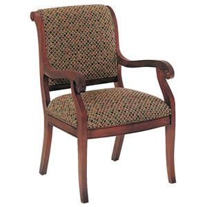 Modest Upholstered Chair