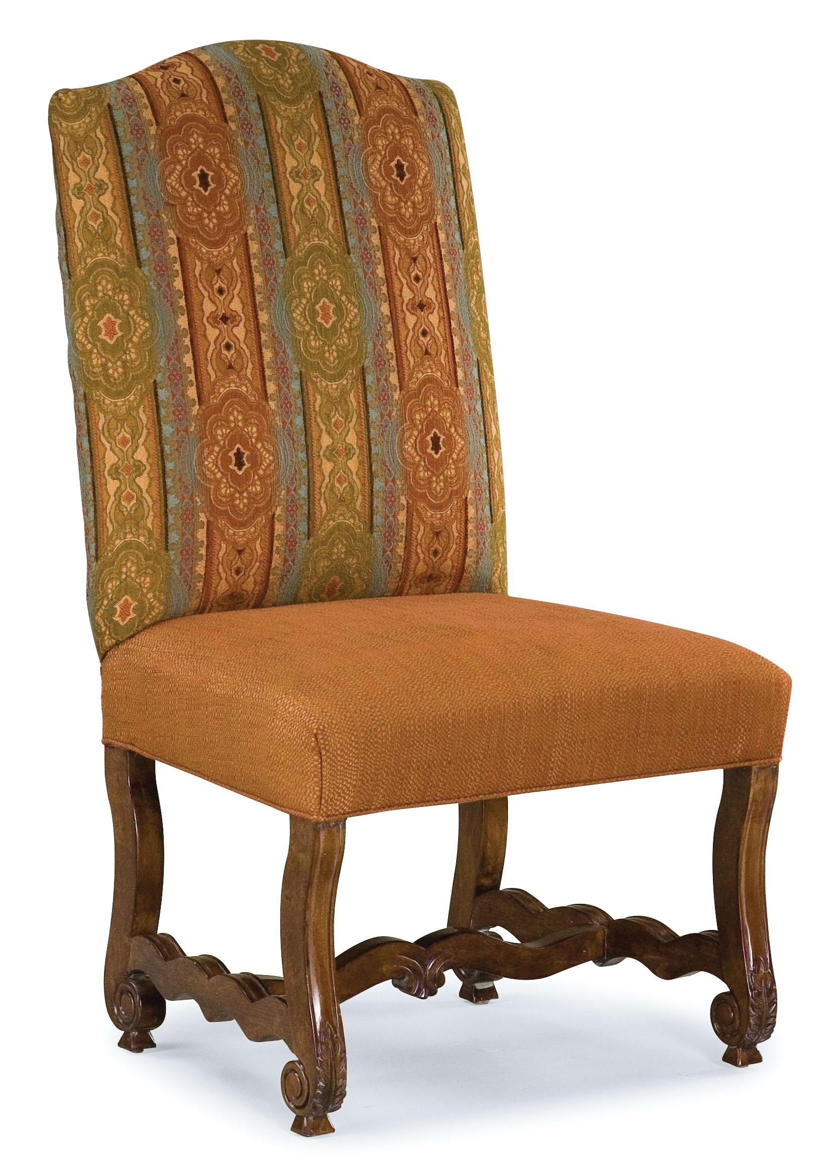 Fairfield Chairs Armless Accent Chair - Item Number: 5409-05