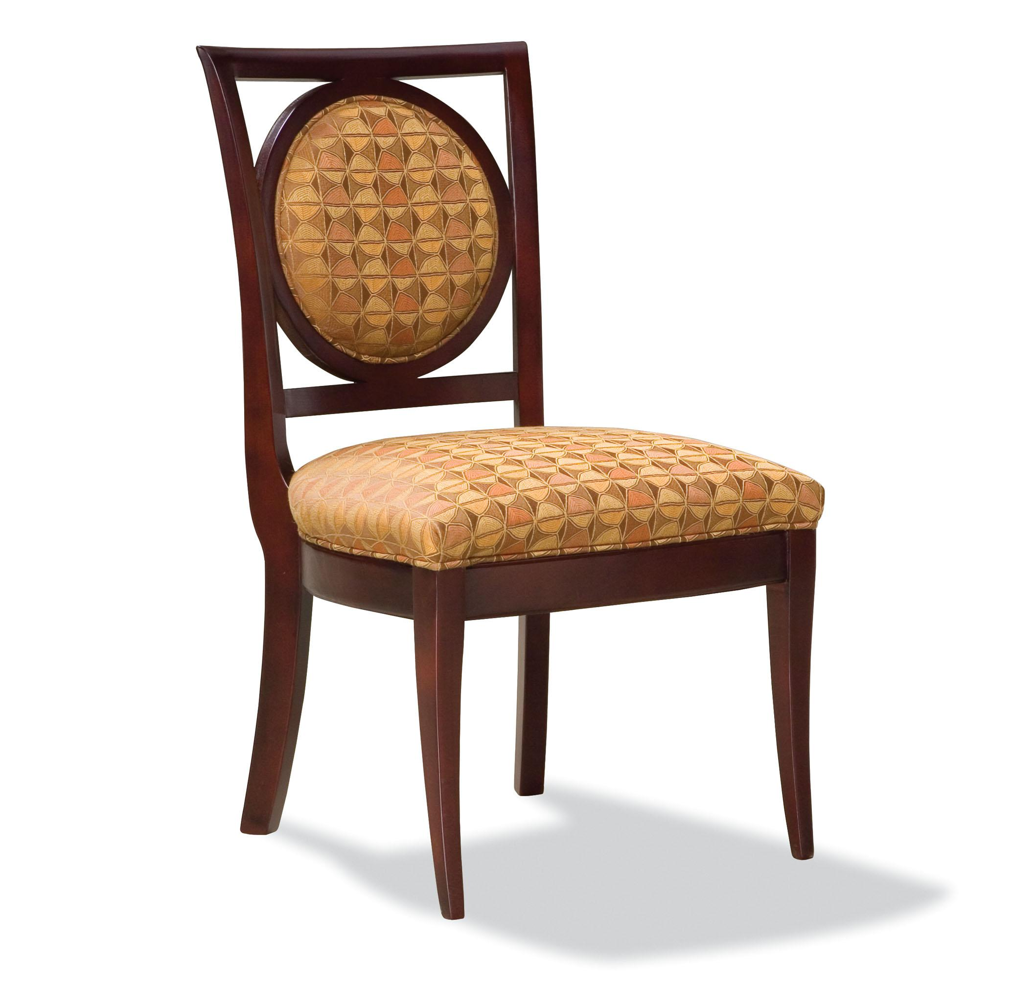 Fairfield Chairs Armless Accent Chair - Item Number: 5414-05