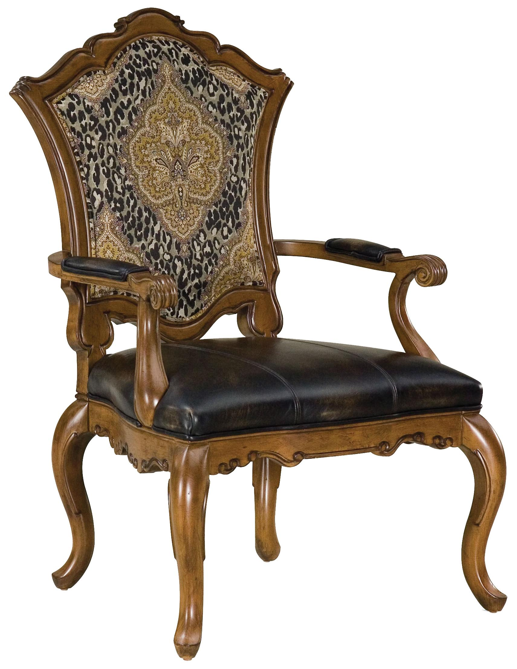 Fairfield Chairs Victorian Carved Chair - Item Number: 5416-01