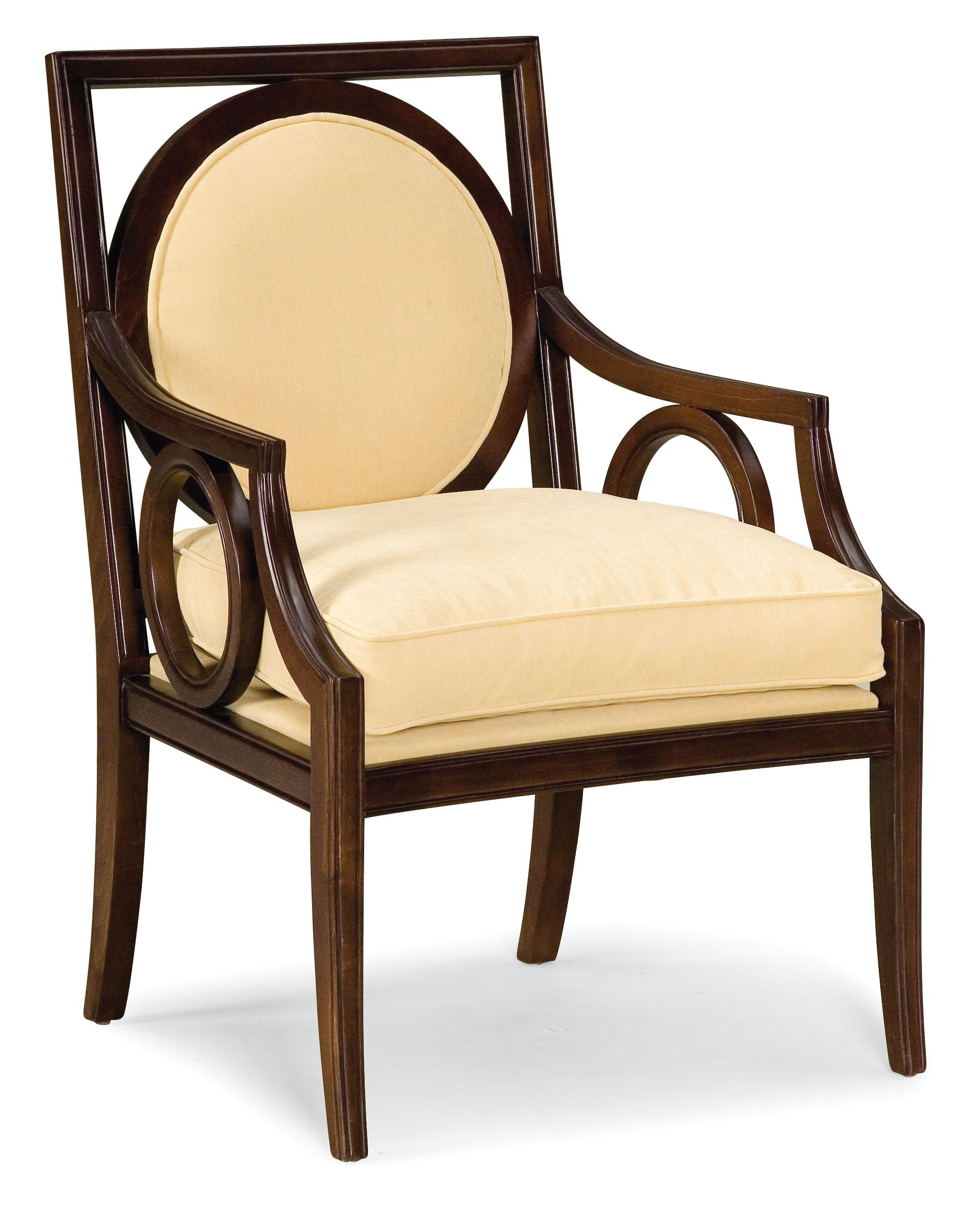 Fairfield Chairs Exposed Wood Chair - Item Number: 5422-01