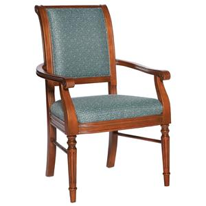Picture Frame Arm Chair