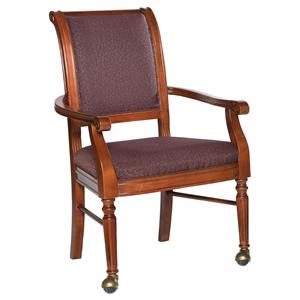 Fairfield Chairs Picture Frame Chair with Front Leg Casters