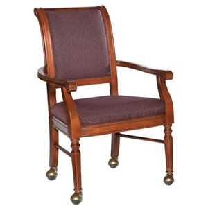 Fairfield Chairs Picture Frame Chair with Leg Casters