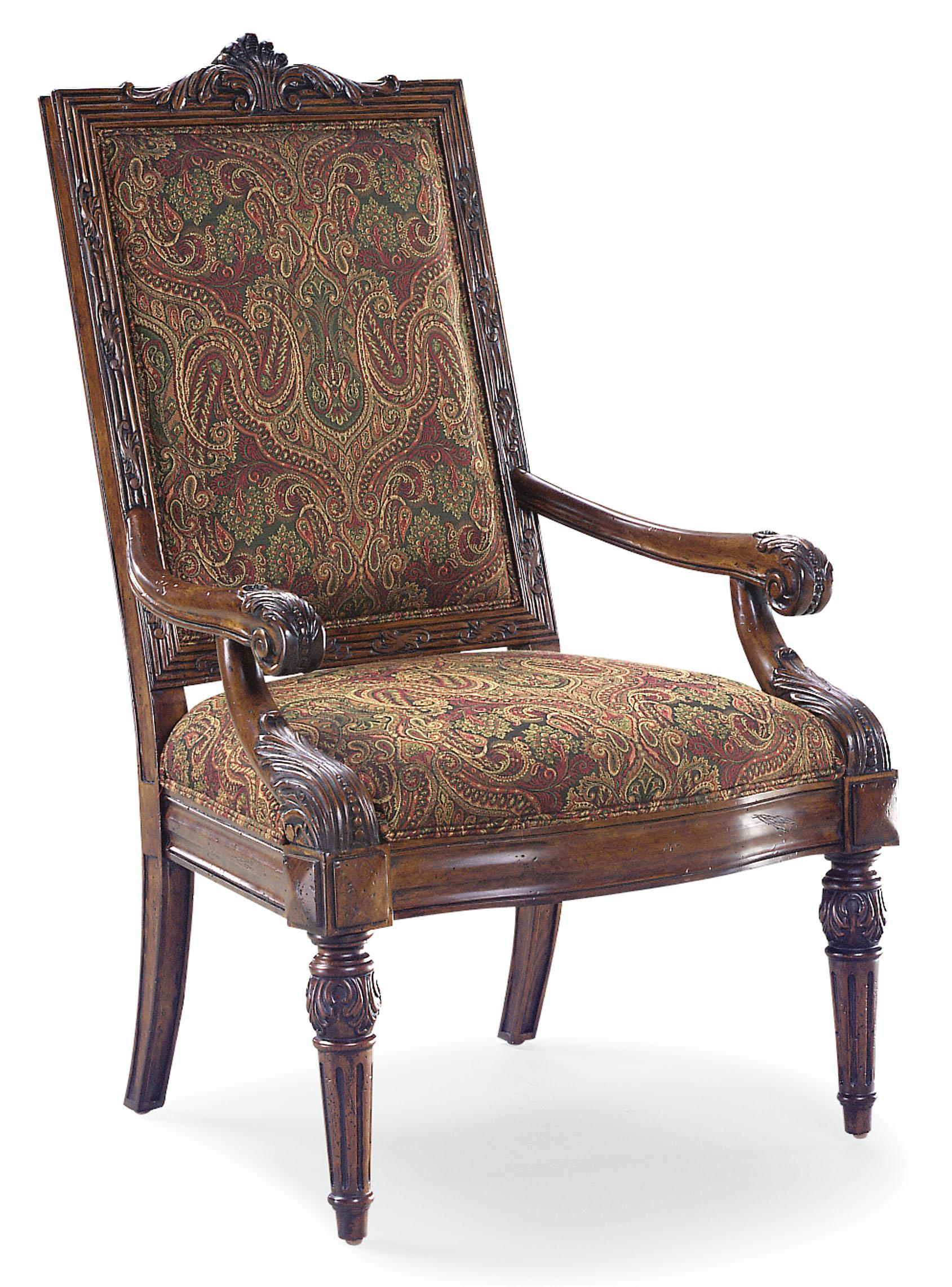 Fairfield Chairs Exposed Wood Chair - Item Number: 5441-01