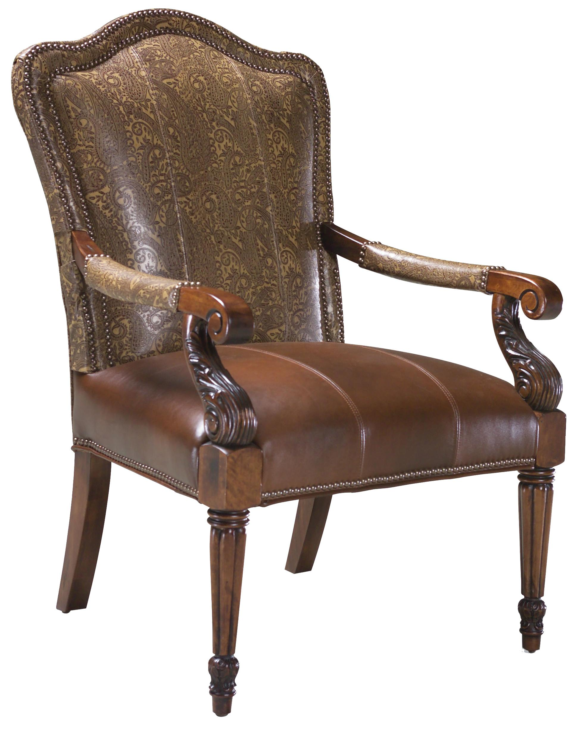 Fairfield Chairs Elegant Occasional Chair - Item Number: 5443-01