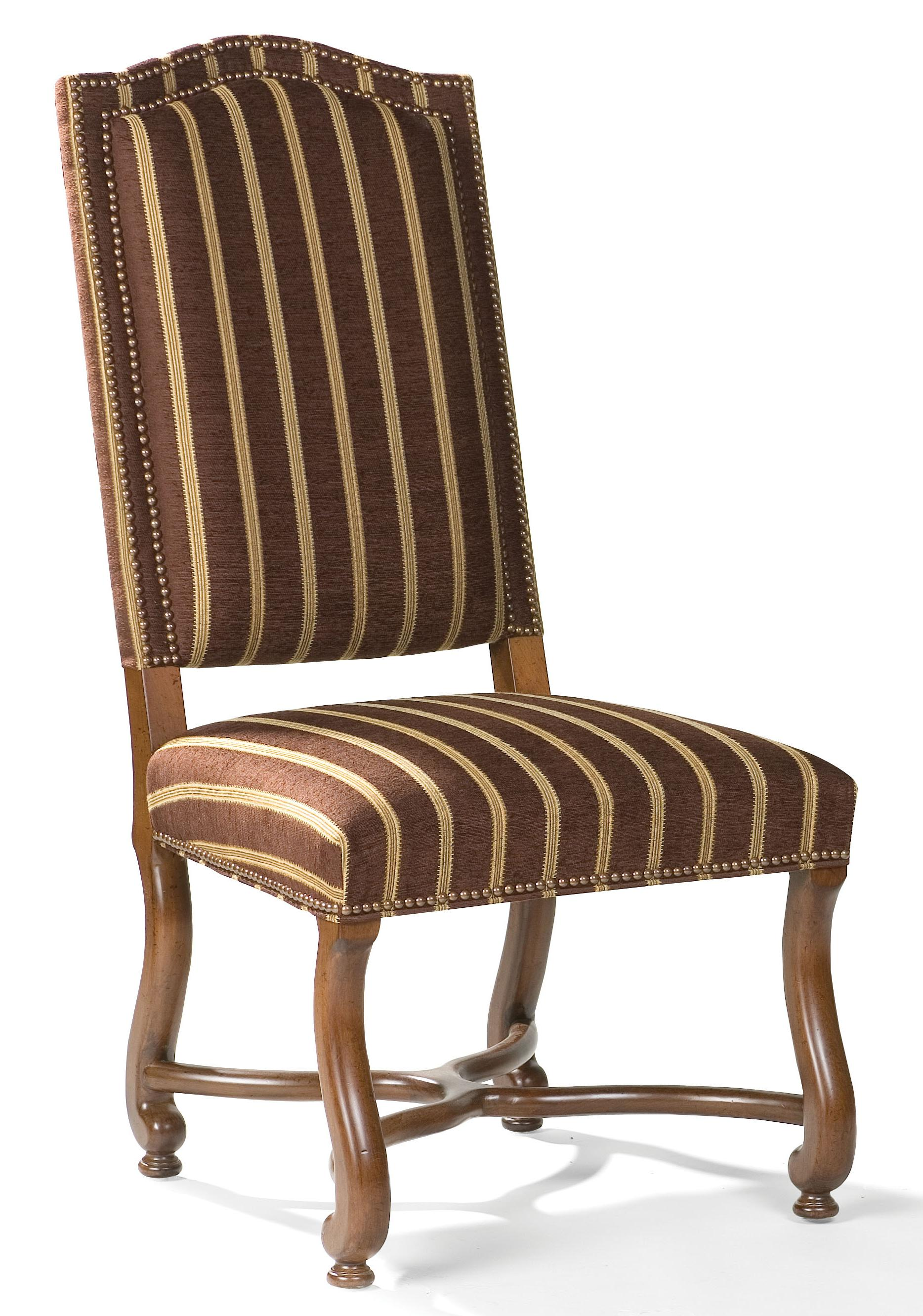 Fairfield Chairs Exposed Wood Side Chair - Item Number: 5474-05