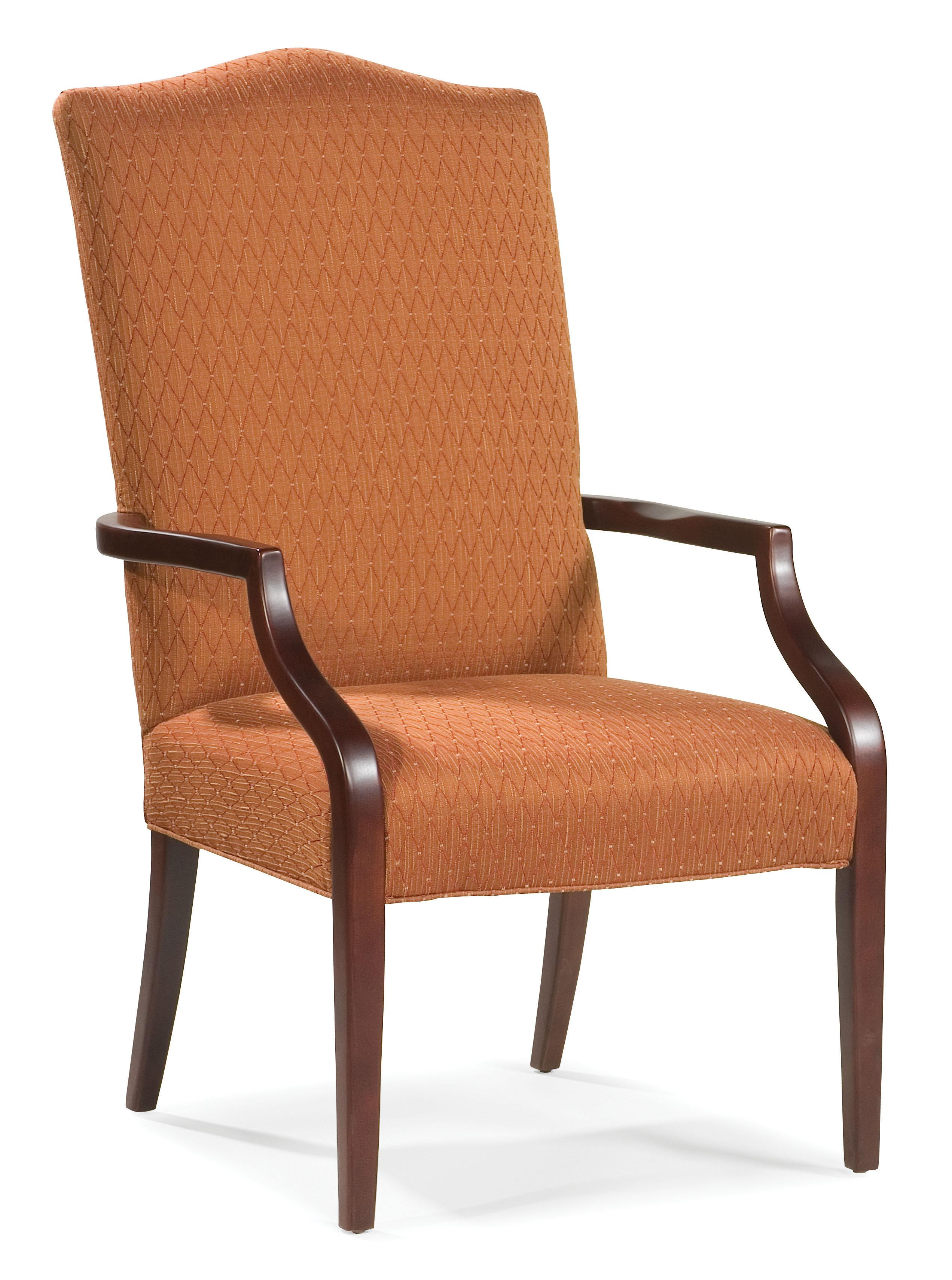 Fairfield Chairs Exposed Wood Chair - Item Number: 5491-01