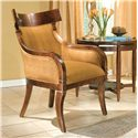 Fairfield Chairs Rustic Accent Chair - Item Number: 5496-01