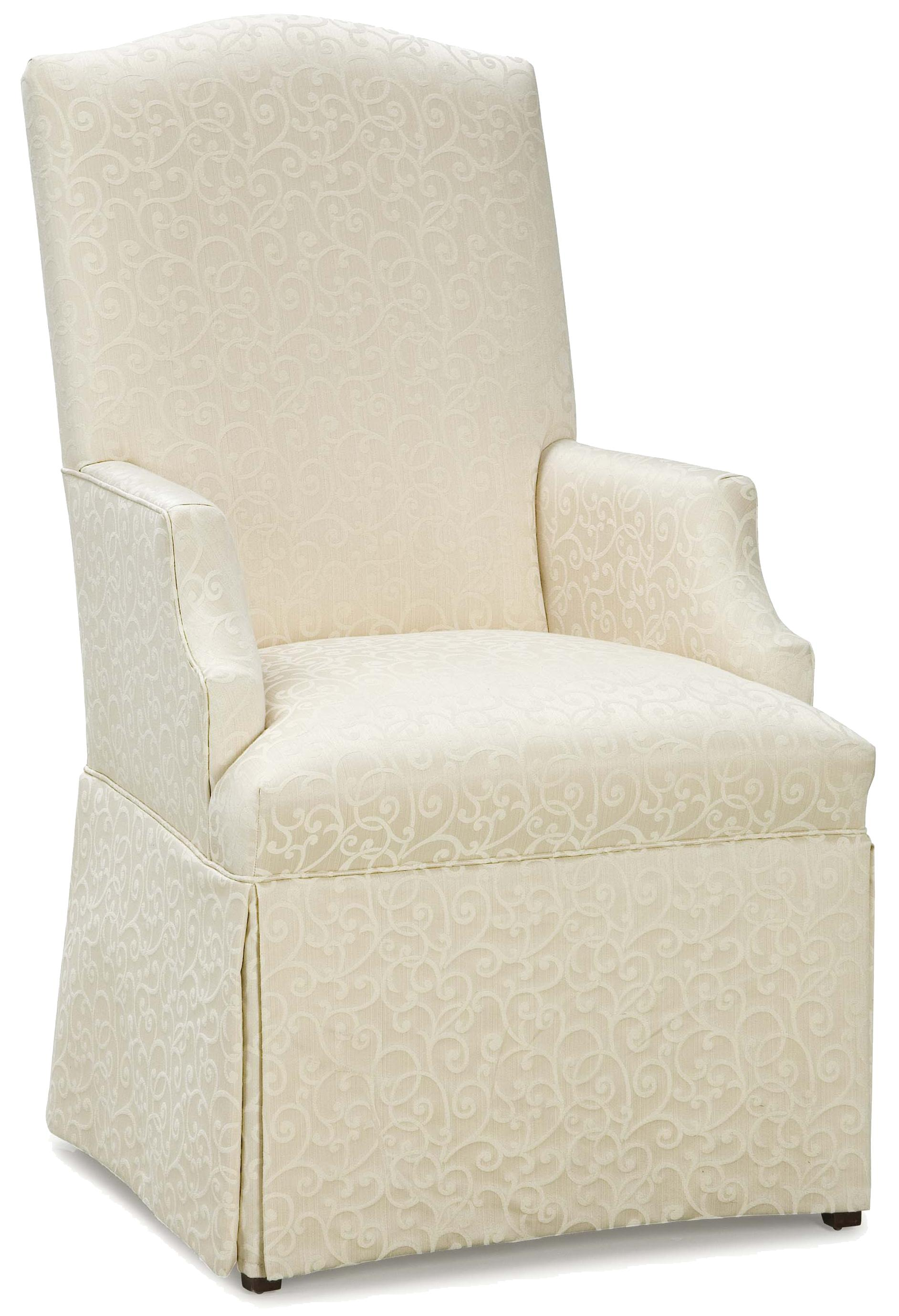 Fairfield Chairs Upholstered Arm Chair - Item Number: 6003-04