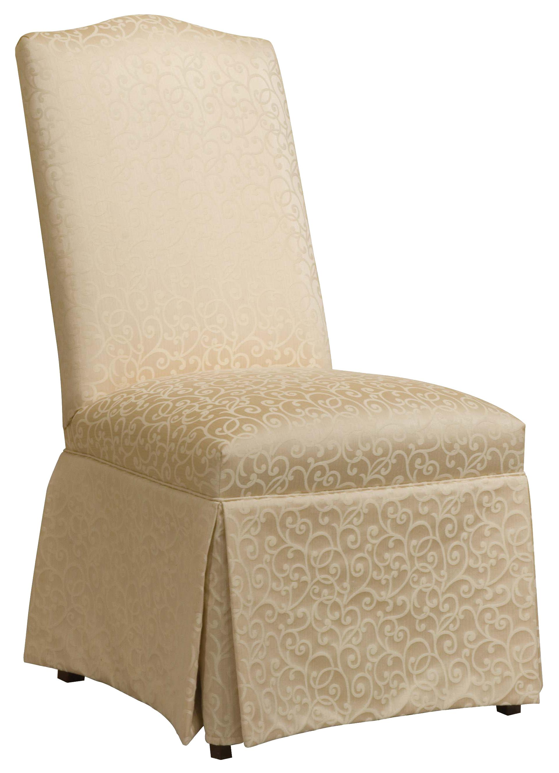 Fairfield Chairs Upholstered Side Chair  - Item Number: 6003-05