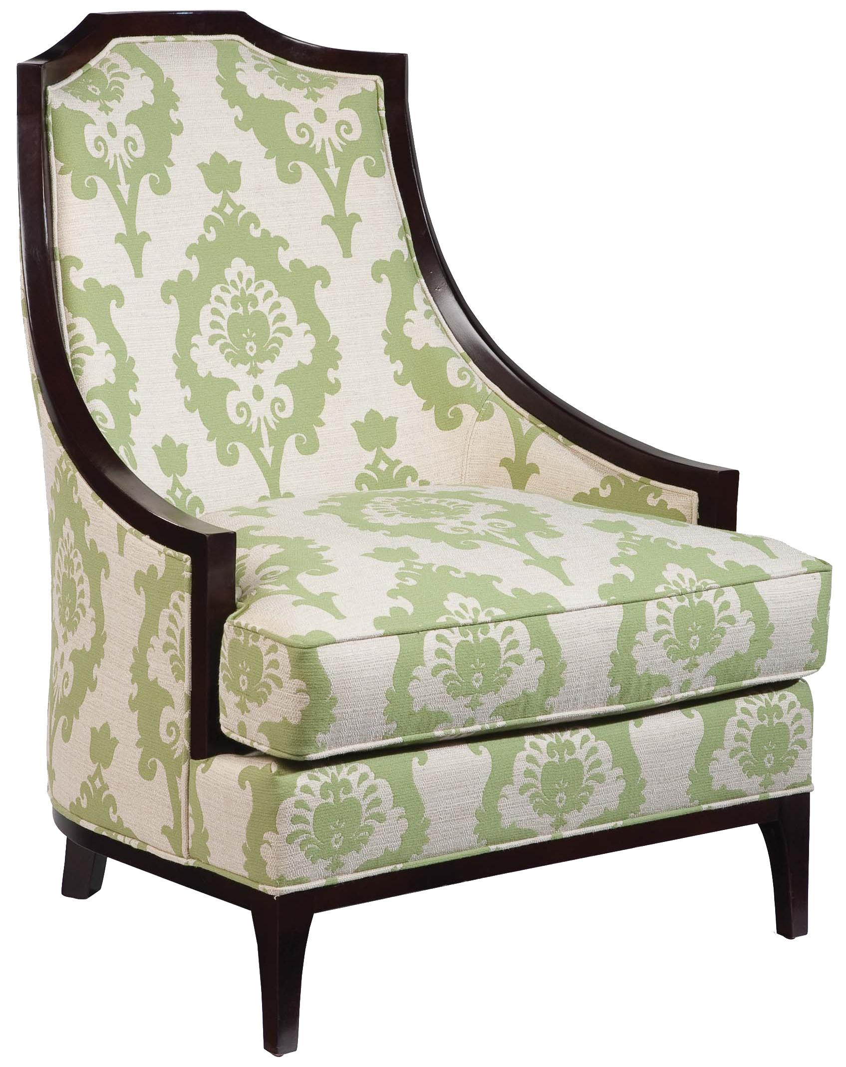 Fairfield Chairs Victorian Lounge Chair - Item Number: 6009-01