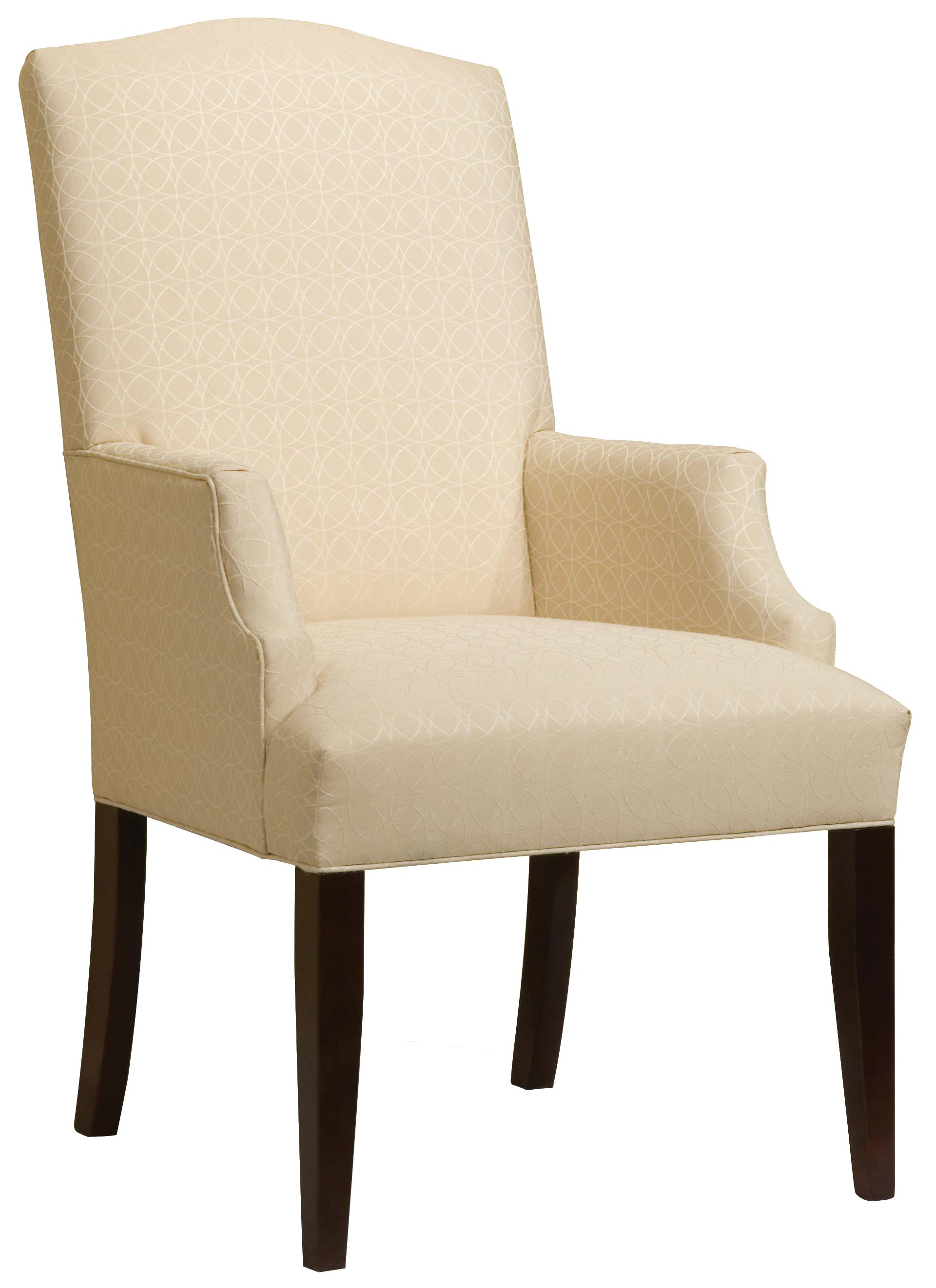 Fairfield Chairs Upholstered Arm Chair - Item Number: 6013-04
