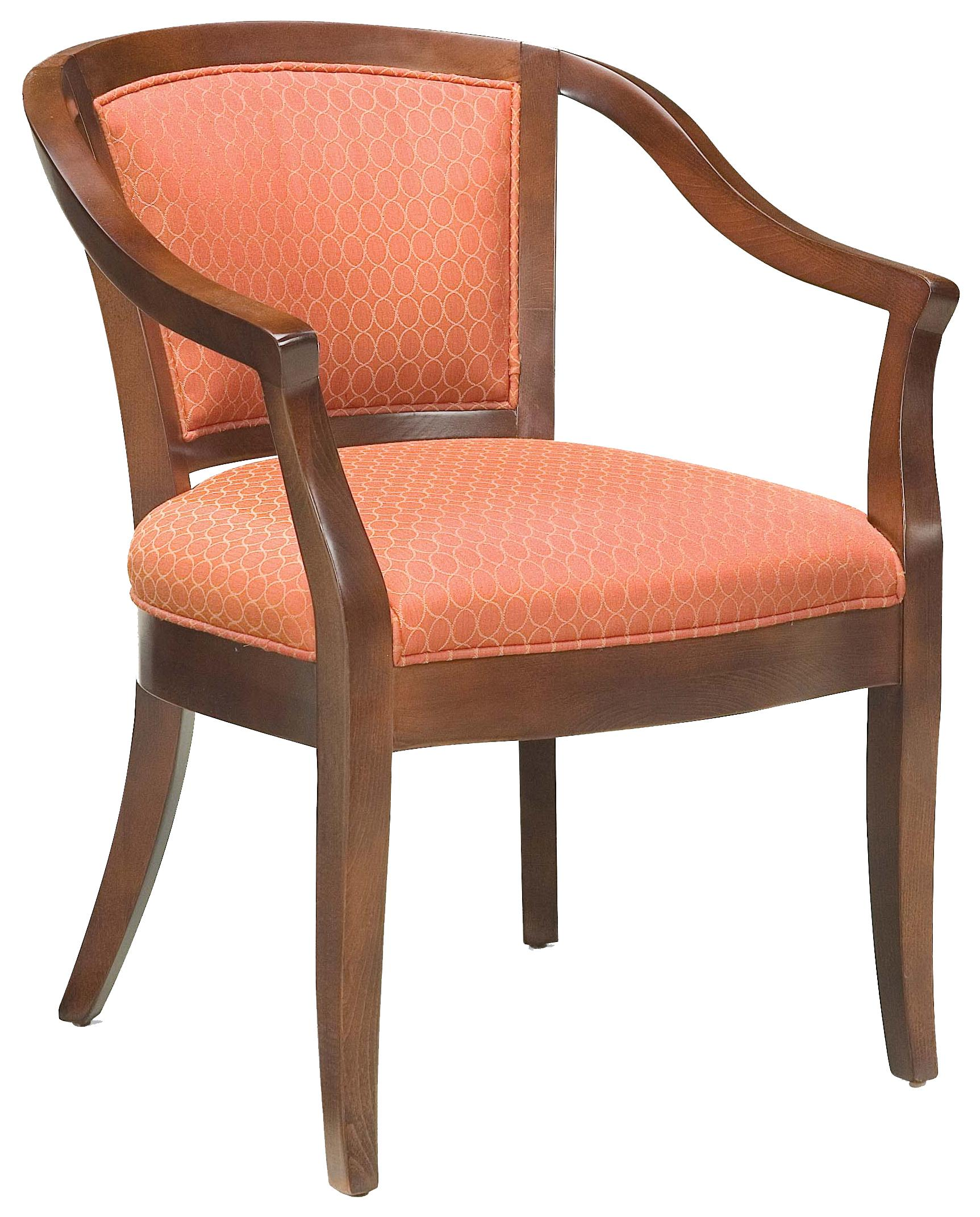 Fairfield Chairs Occasional Chair - Item Number: 6016-01