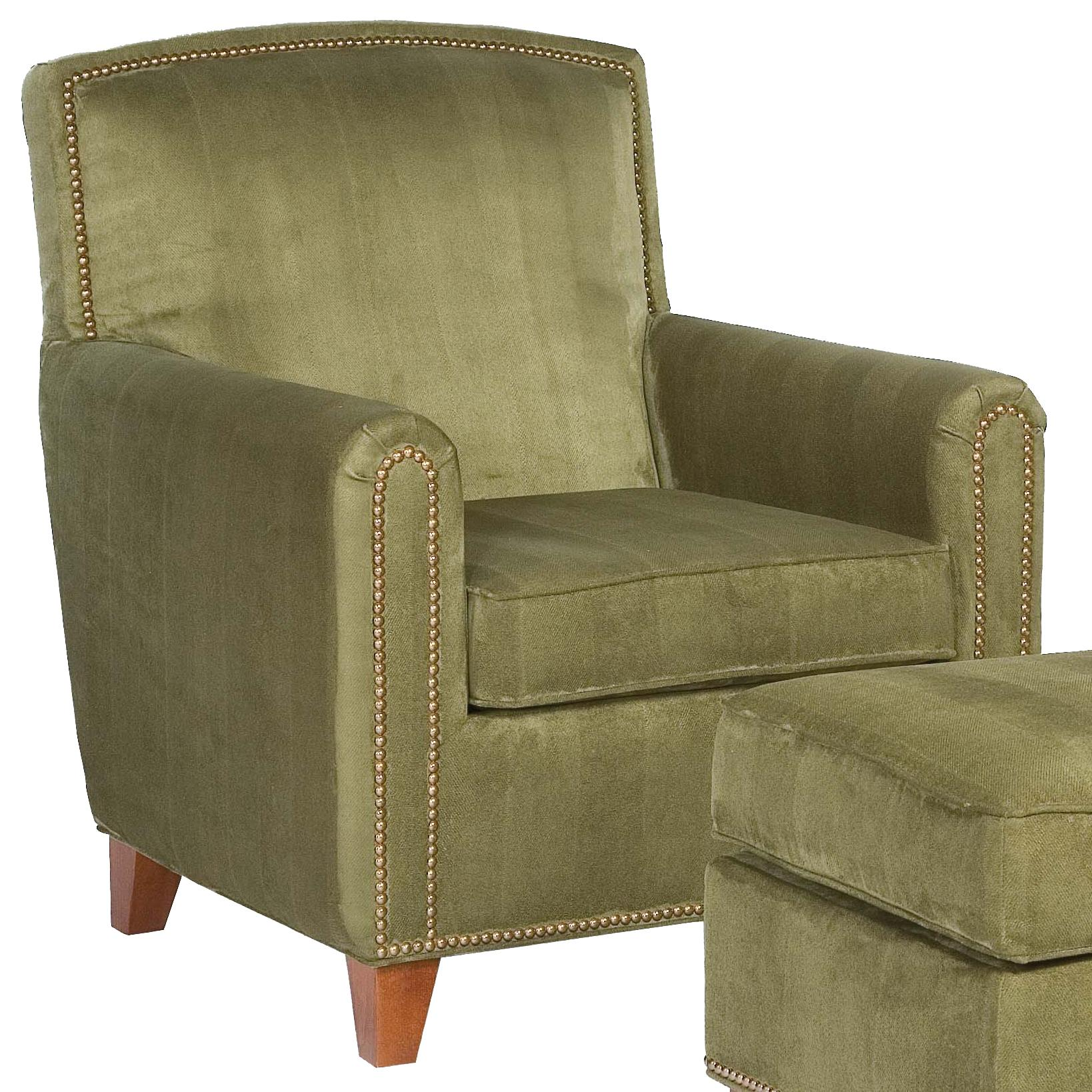 Fairfield Chairs Plush Upholstered Chair - Item Number: 6026-01