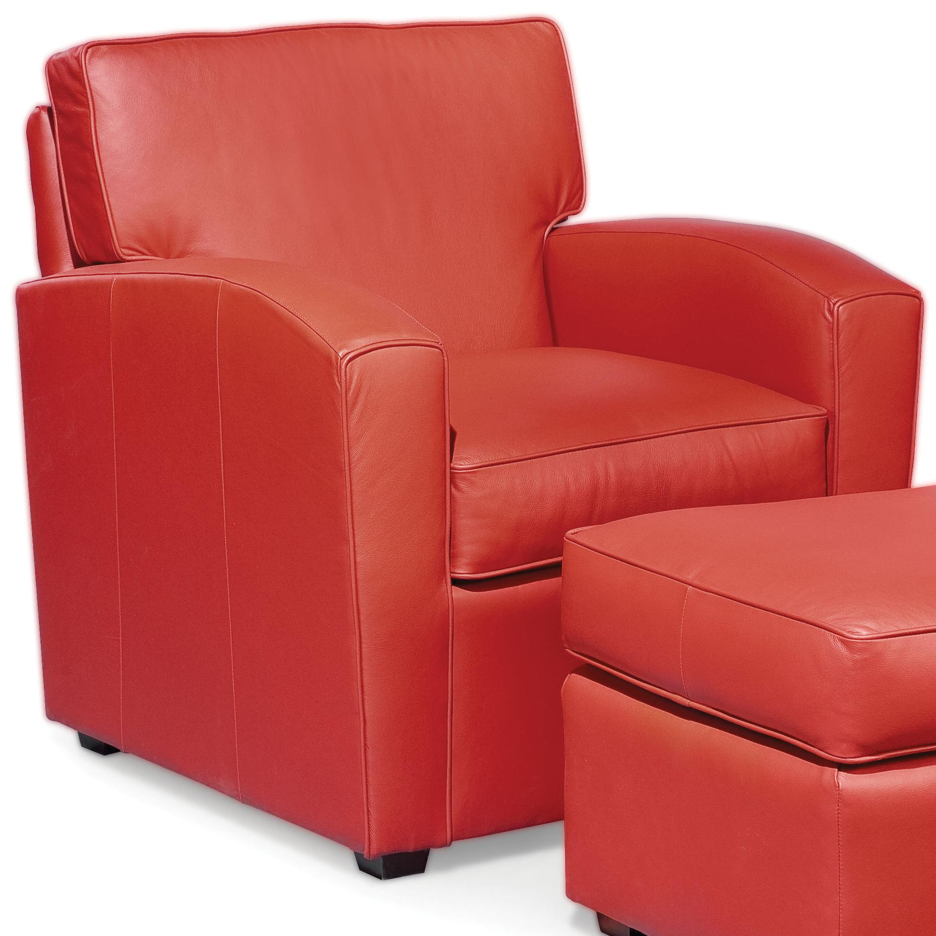 Fairfield Chairs Lounge Chair - Item Number: 6035-01