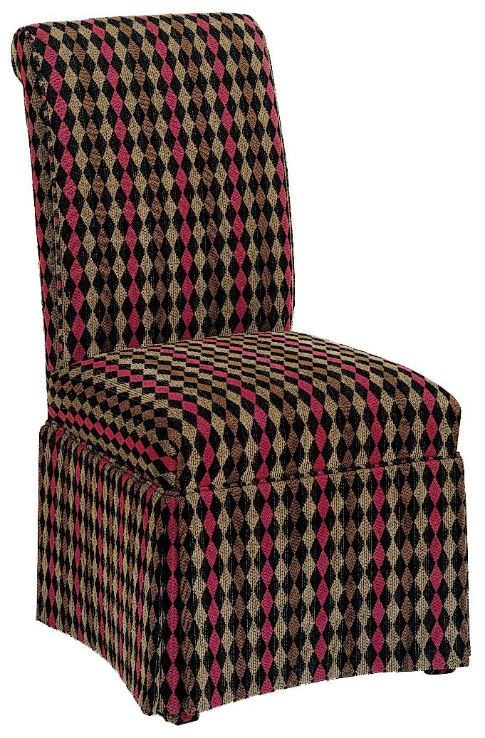 Fairfield Chairs Armless Chair - Item Number: 6039-01