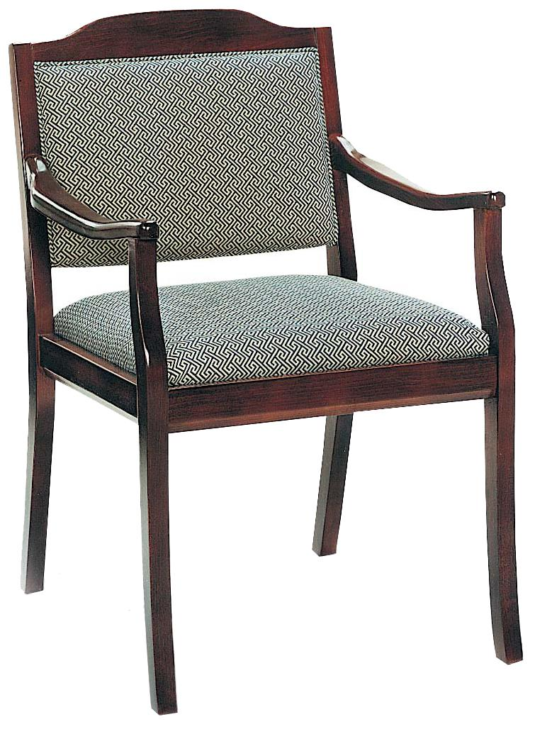 Fairfield Chairs Casual Accent Chair - Item Number: 6042-01