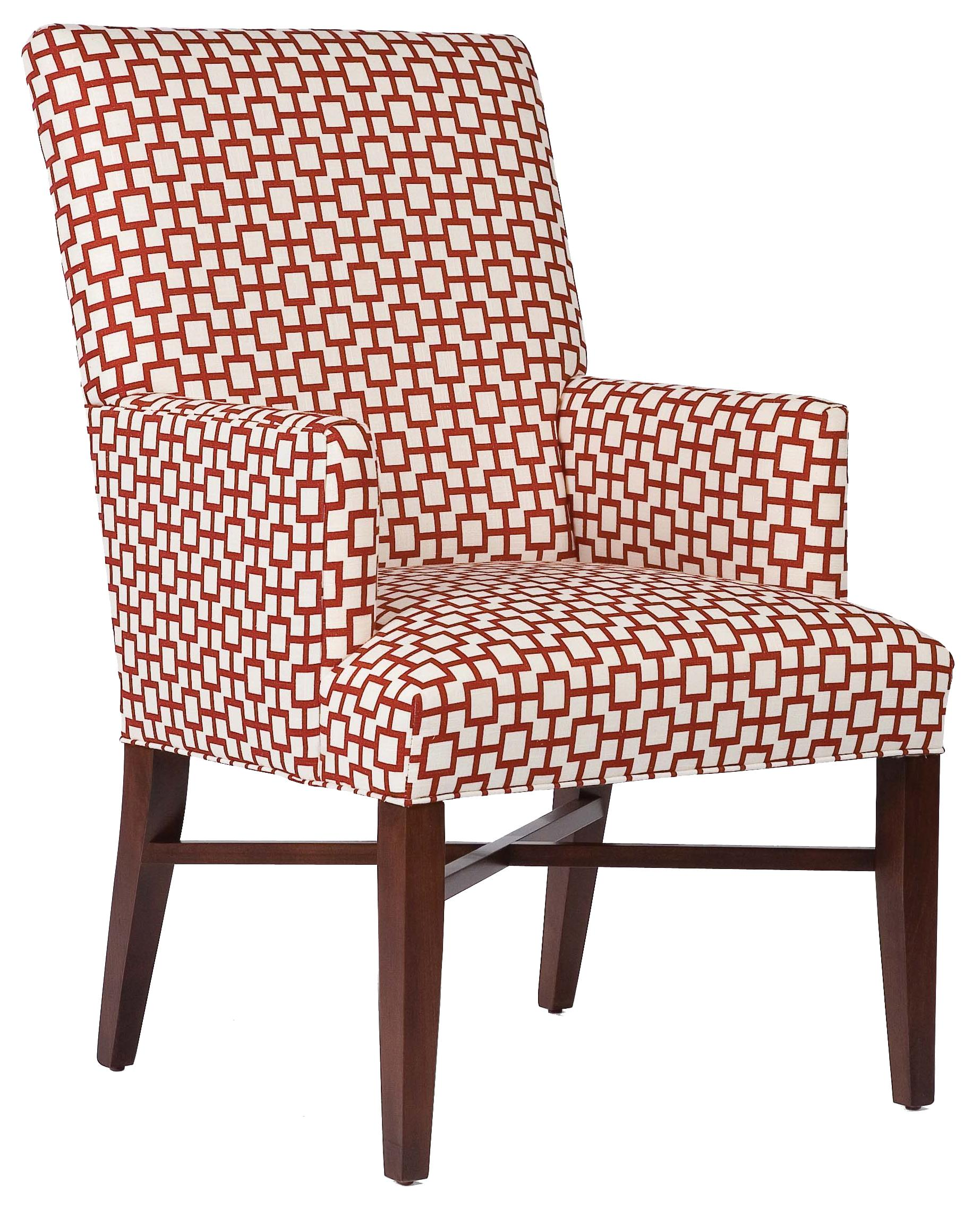 Fairfield Chairs Contemporary Accent Chair - Item Number: 6064-01