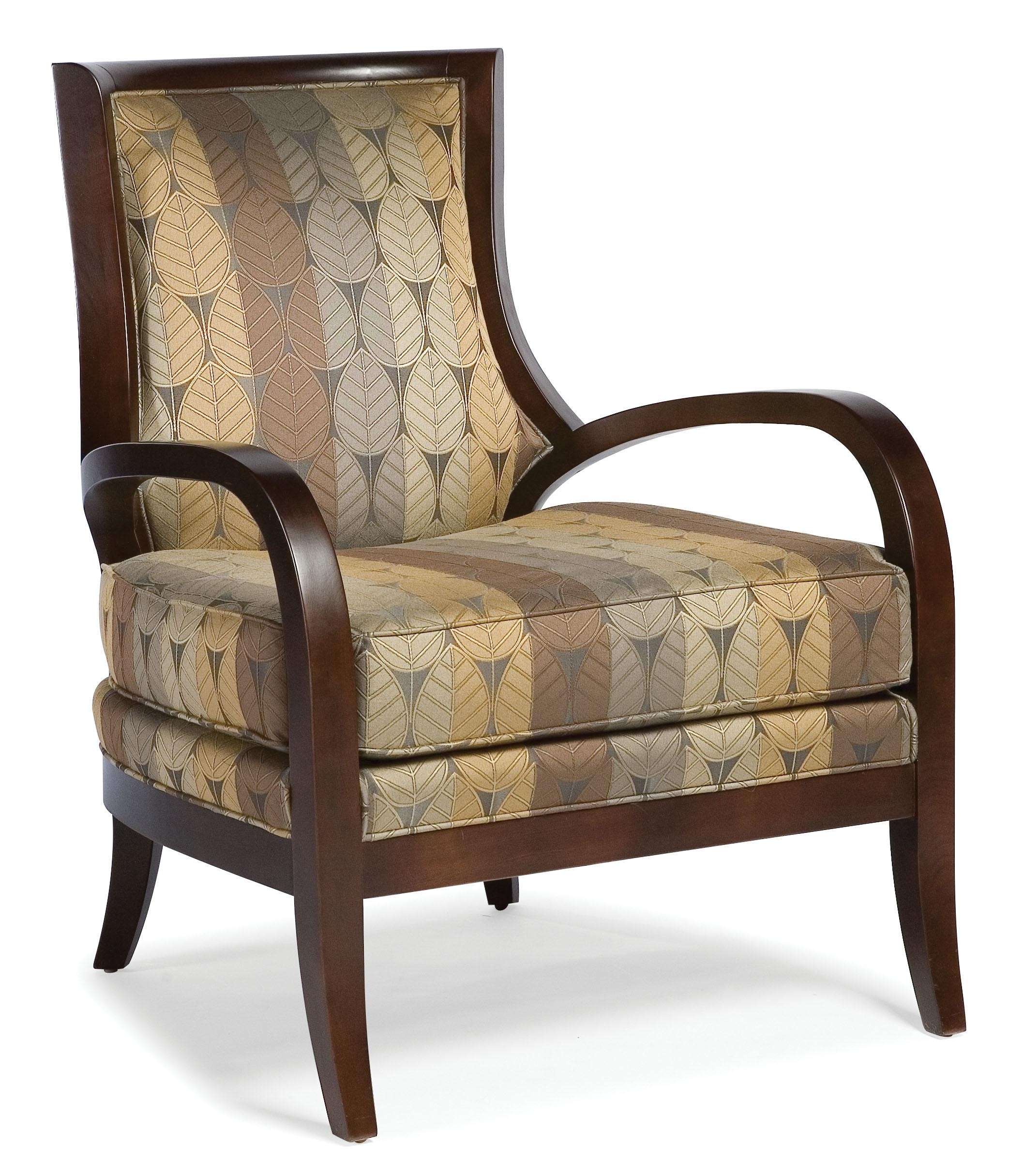 Fairfield Chairs Stationary Exposed Wood Chair - Item Number: 6065-01