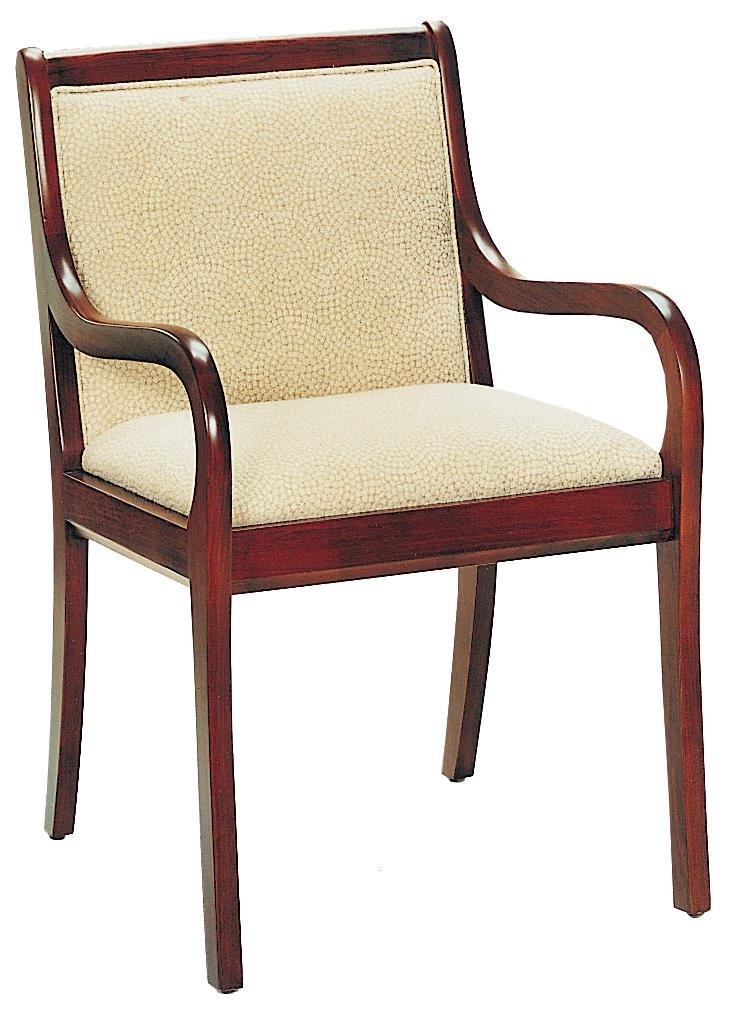 Fairfield Chairs Casual Arm Chair - Item Number: 6067-01