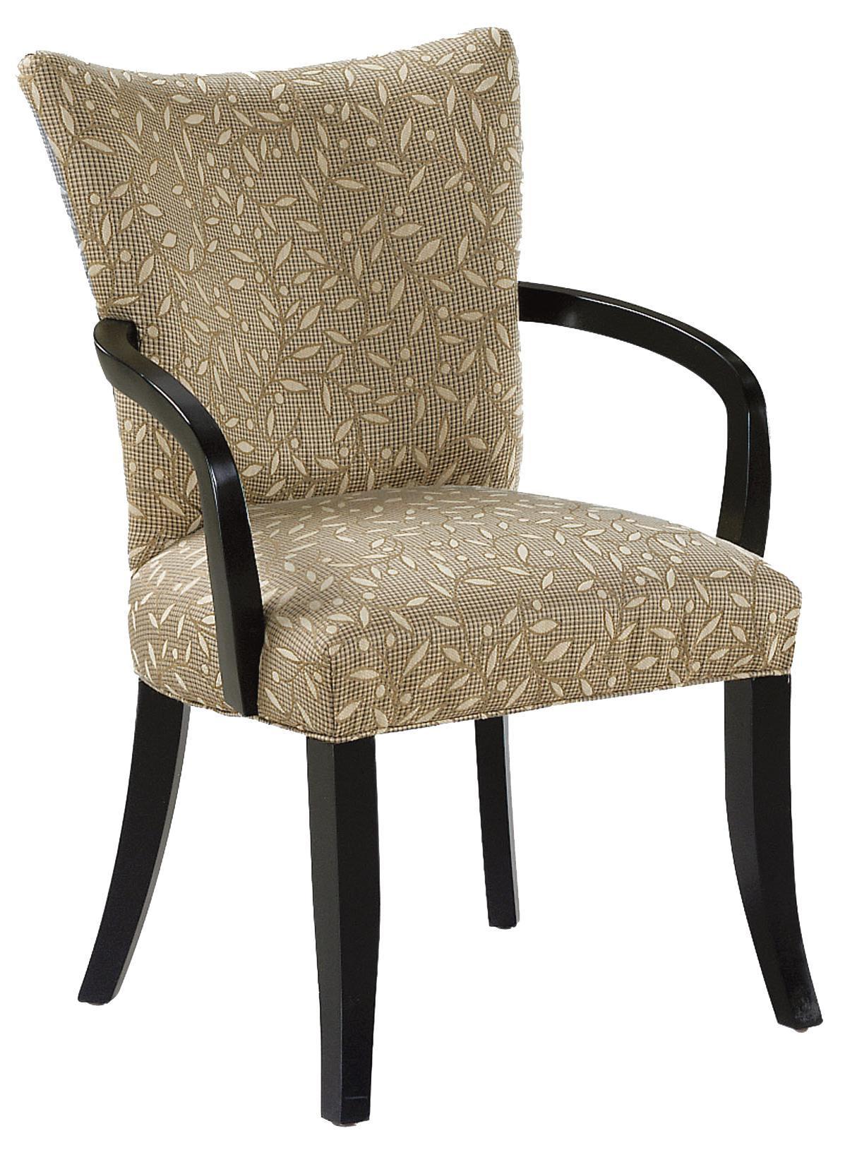 Fairfield Chairs Contemporary Arm Chair - Item Number: 6069-04