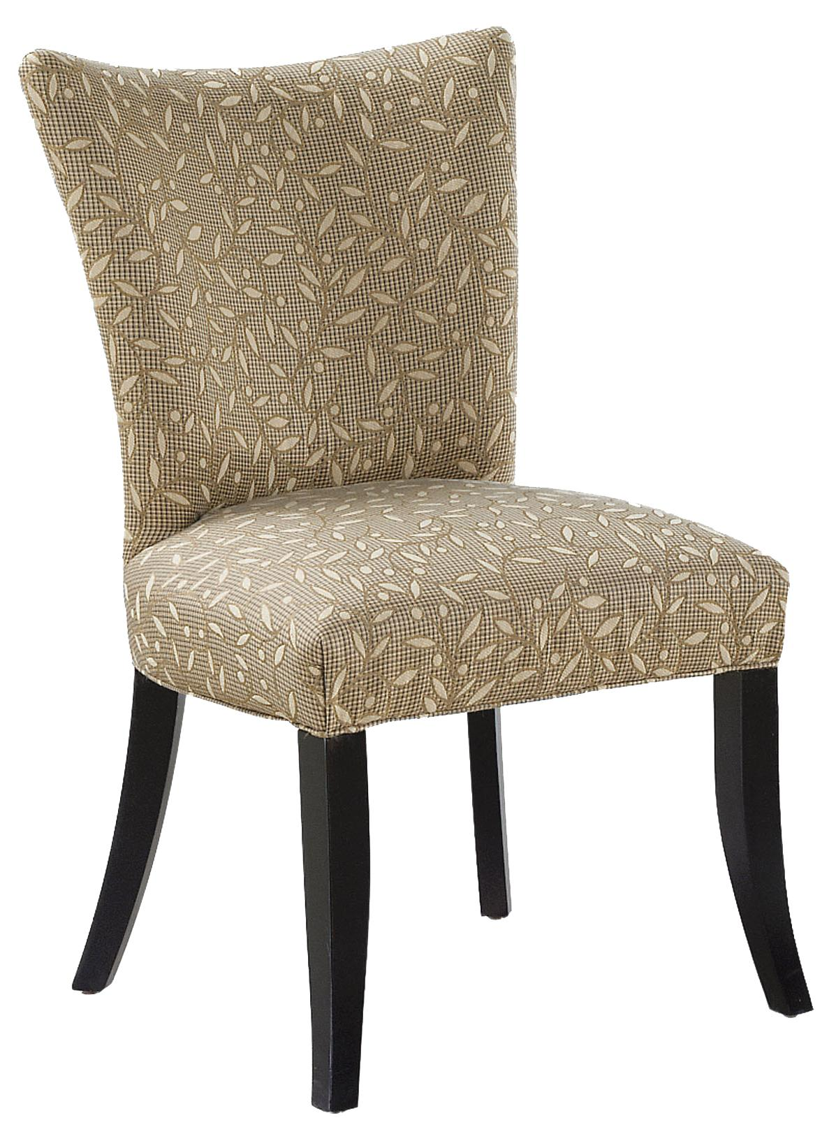 Fairfield Chairs Contemporary Side Chair - Item Number: 6069-05