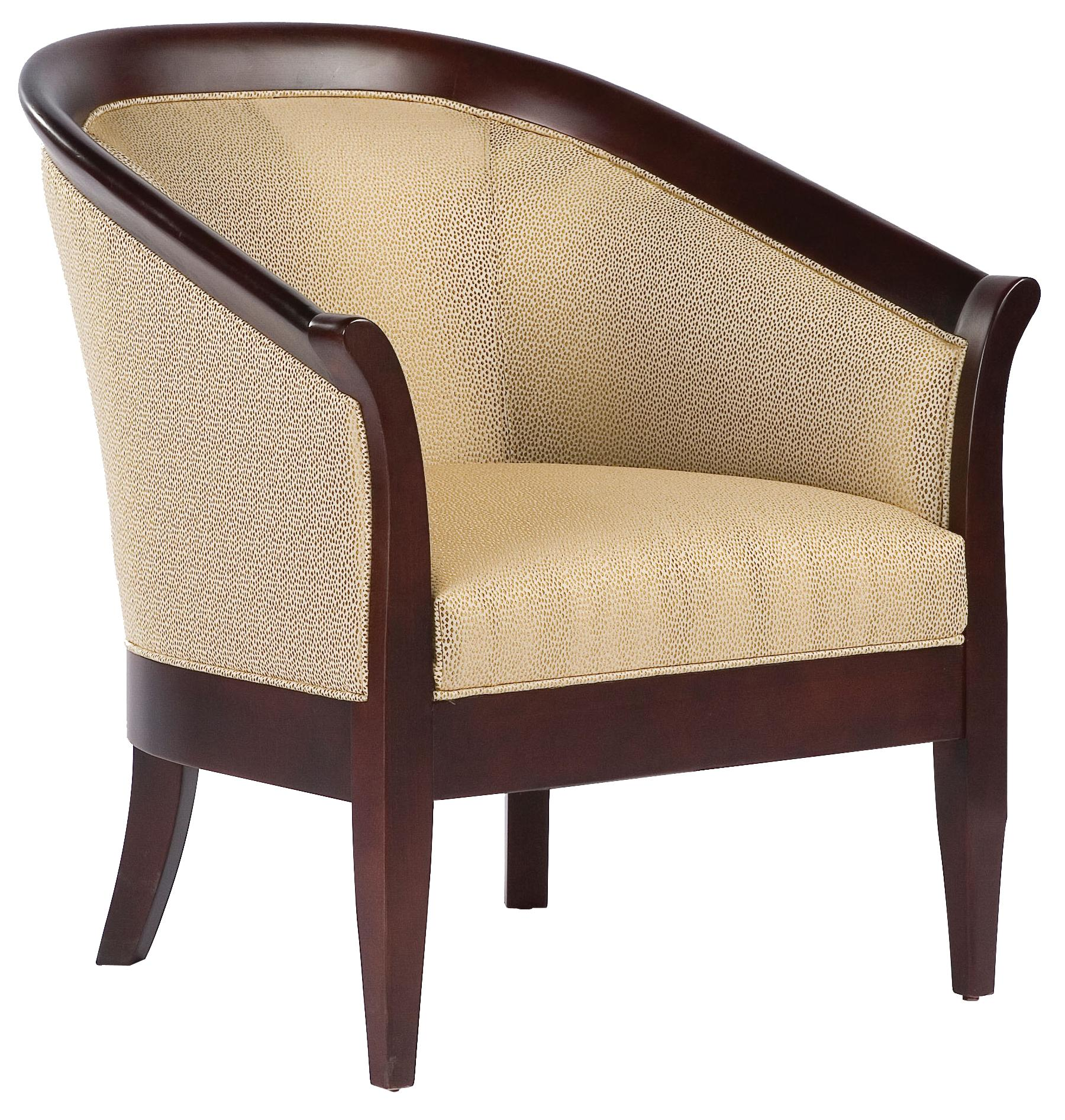 Fairfield Chairs High-Arm Wrap-Around Chair - Item Number: 6089-01