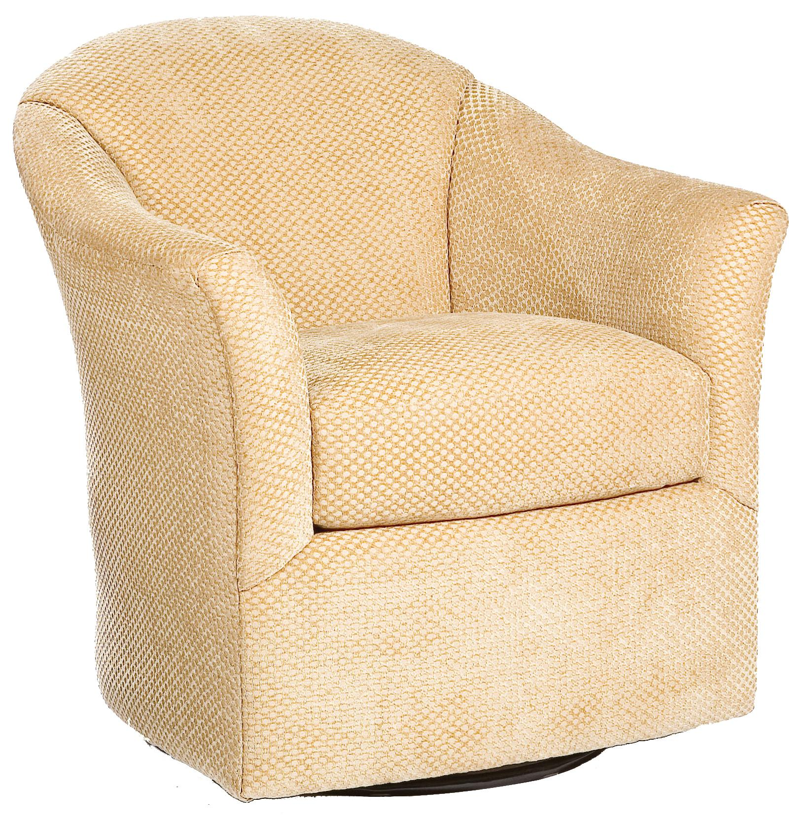 Fairfield Chairs Swivel Chair - Item Number: 6101-31