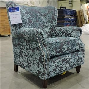 Fairfield Clearance Upholstered Accent Chair