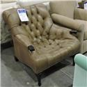 Fairfield Clearance Tufted Chair - Item Number: 149270424