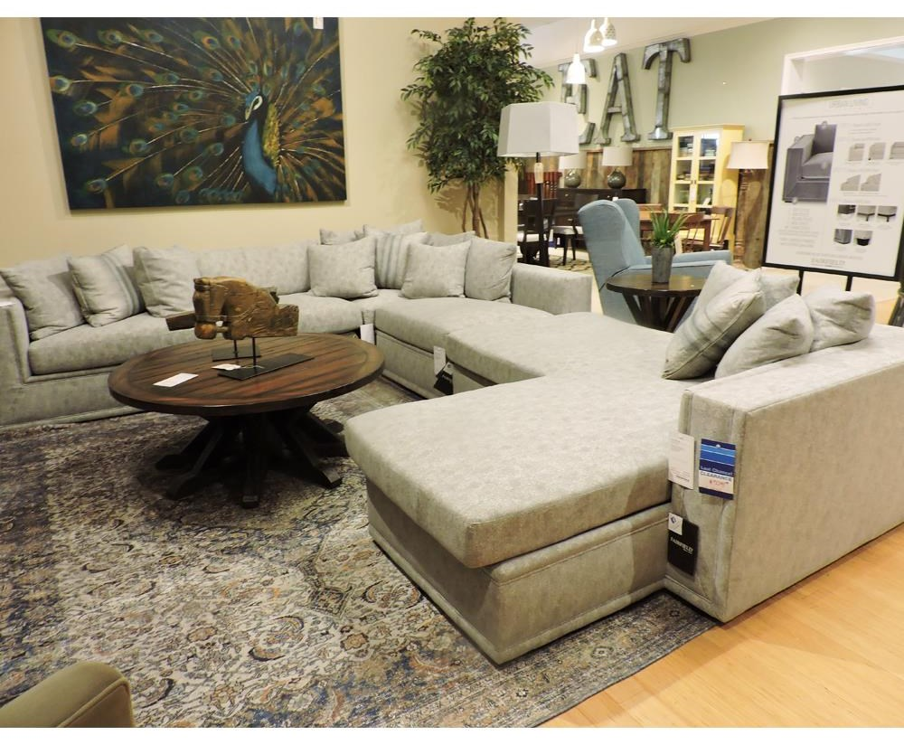 Clearance Modular Sectional by Fairfield at Belfort Furniture