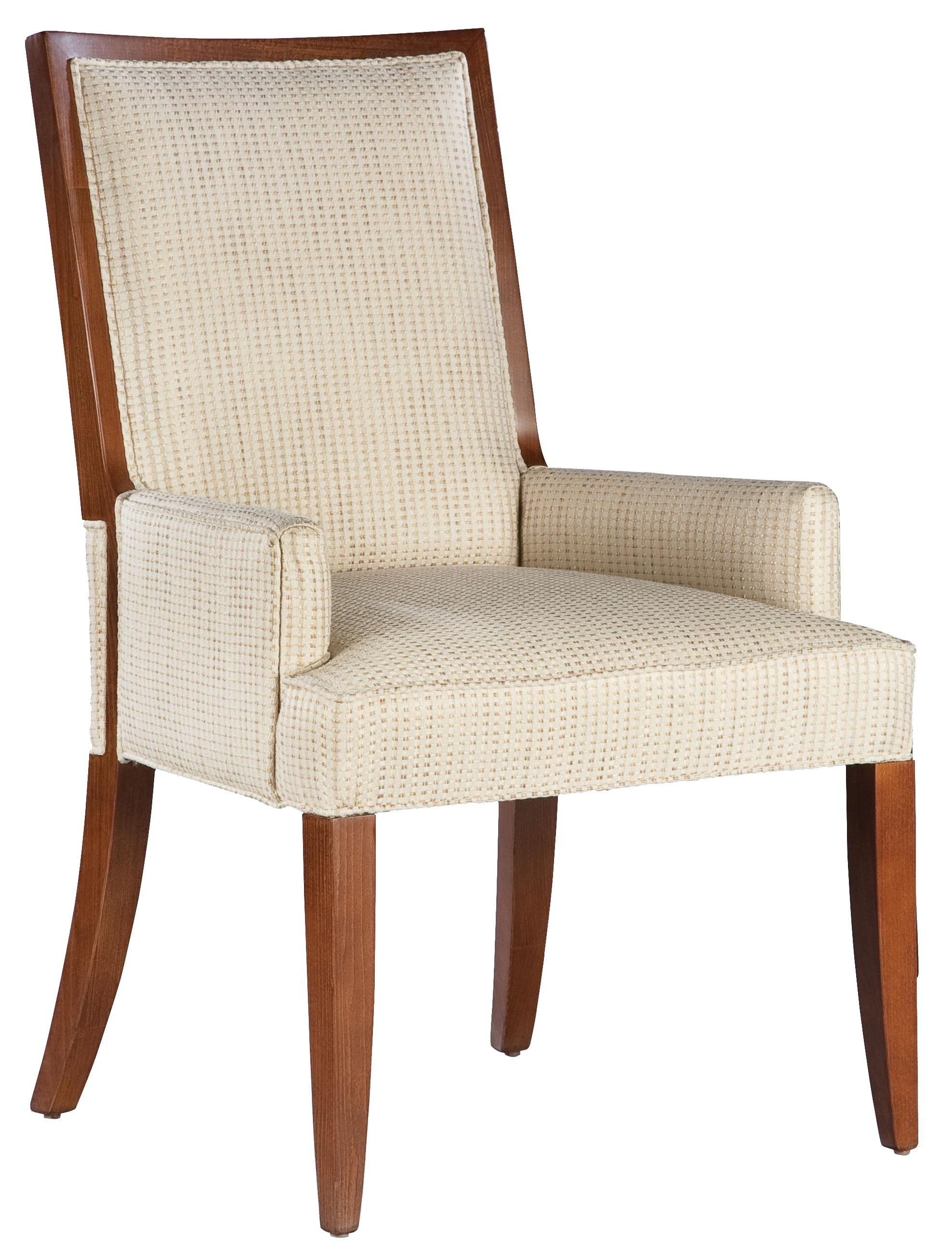 Contemporary Dining Room Arm Chair