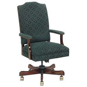 Fairfield Office Furnishings Camel Back Office Chair