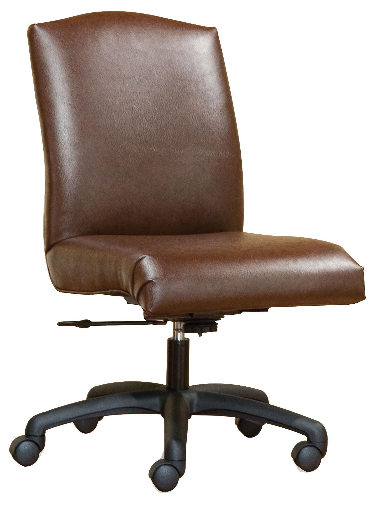 Fairfield Office Furnishings  Armless Swivel Chair - Item Number: 1006-35